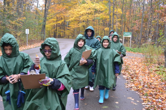 Field Trip to Terra Cotta Conservation Area 9